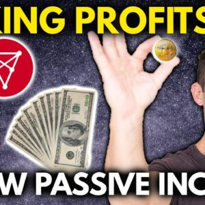 Why it's ALWAYS a Good Idea to SELL Crypto and Take PROFITS | Here's What I Will Do Next