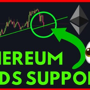 🔴 ETH & BTC DUMPING? WILL IT FIND SUPPORT [Watch this opportunity]