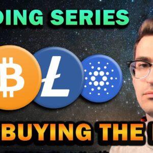 $10k to $100k Trading Series Update!! Buying the Dip