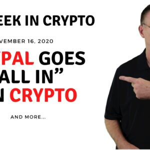 """🔴 Paypal Goes """"All In"""" on Crypto 