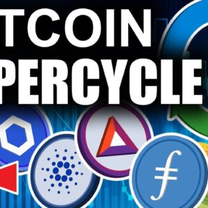 Altcoin Super Cycle Explained (Cardano, Link & BAT Explosion)