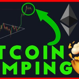 ANOTHER BITCOIN & ETHEREUM PUMP COMING TODAY!