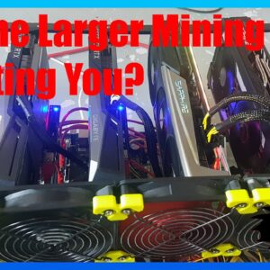 Are Larger Mining Pools Cheating You?