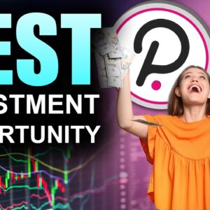 Best Crypto Investment Opportunity of 2021 (Polkadot IDO Explanation)