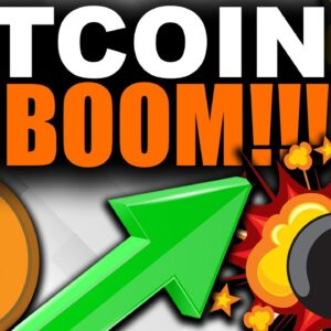 Bitcoin About to GO BOOM (Best Crypto Lesson 2021)