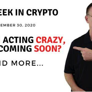 🔴 Bitcoin acting CRAZY, Libra coming soon? | This Week in Crypto - Nov 30, 2020