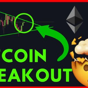BITCOIN and ETHEREUM BREAKOUT LIVESTREAM?