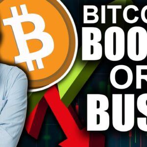 Bitcoin: Biggest BOOM or Shocking BUST in 2021