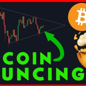 BITCOIN BOUNCING! HUGE TRADING OPPORTUNITIES!!!