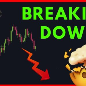 BITCOIN IS BREAKING DOWN? MARKET ANALYSIS WITH POTENTIAL TRADE SETUPS!