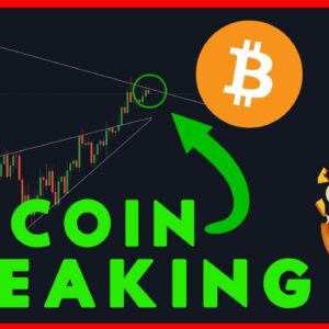 BITCOIN IS PUSHING HIGHER! ARE WE BREAKING THIS LEVEL?