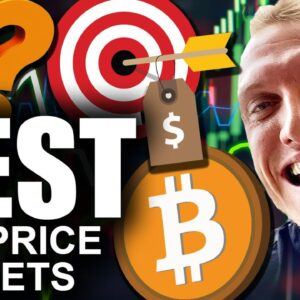 Bitcoin to Drop to $17k? (BEST Bitcoin Price Targets)