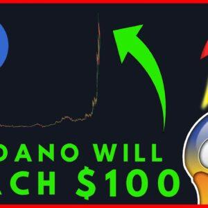 CARDANO WILL REACH $100 IN 10 YEARS! BITCOIN AND CARDANO ANALYSIS!