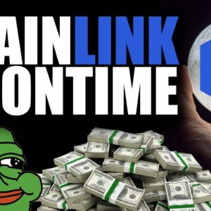 Chainlink's MOST AMAZING Week Ever (Secret Reason for Moon 2021)
