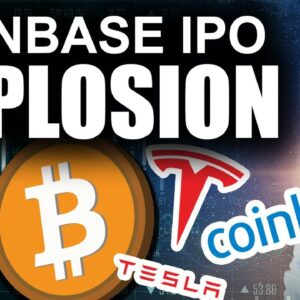 Coinbase IPO Explosion (Biggest Crypto Stock Winner)