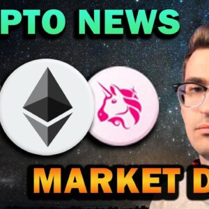CRYPTO MARKET DIP NEWS!! Uniswap V3 Video 👀