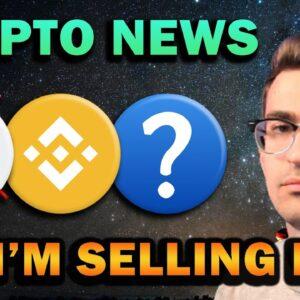 CRYPTO NEWS - SELLING ETH, Buying Hidden Gems