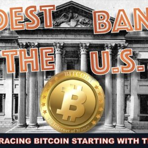 BITCOIN PUMPS. EVEN THE OLDEST BANK IN THE UNITED STATES EMBRACES CRYPTO. @Meet Kevin  VIDEO ON BTC