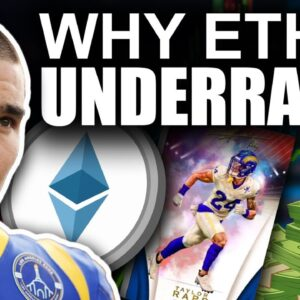 DO NOT Sleep on Ethereum (Top NFL Player Betting BIG on NFTs)