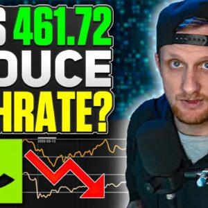 Does the Latest Nvidia Driver Reduce Ethereum Hashrate? 461.72