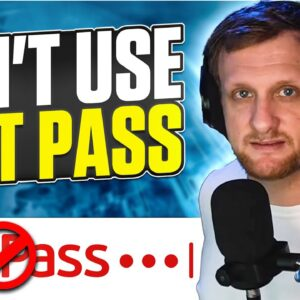 Don't Use Last Pass