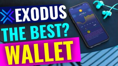 Is this THE BEST Bitcoin wallet? Exodus Crypto Wallet | 📱 Mobile App Review