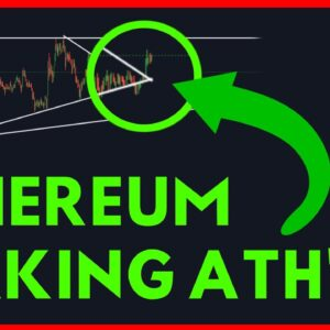 ETHEREUM IS ABOUT TO BREAK THE ATH!!!!