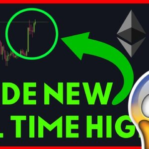🔴 BTC and ETH MAKING NEW ATH! WHERE WILL IT STOP?