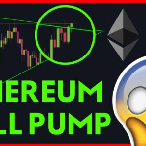 🔴ETH BREAKING OUT RIGHT NOW!!! LIVESTREAM