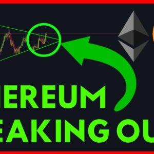 🔴ETHEREUM BREAKING OUT! [Live trading] 🔴