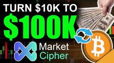 How I Turned $10k Into $100k in Crypto (Best Trading Video EVER)