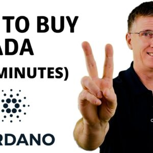 How to Buy Cardano (ADA) in 2 minutes (2021 Updated)