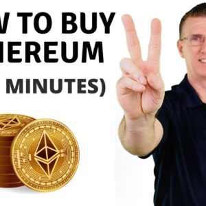 How to Buy Ethereum (in 2 minutes) - 2021 Updated