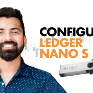 How To Configure Ledger Nano S For The First Time - Beginners Tutorial