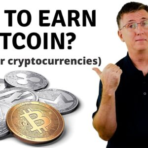 How to Earn Bitcoins (in 2 minutes) - 2021 updated
