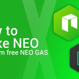 How to Stake NEO and claim free NEO GAS