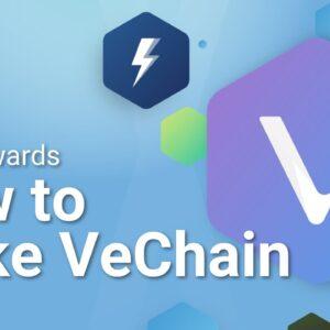 How to Stake VeChain (VET/VTHO Staking)