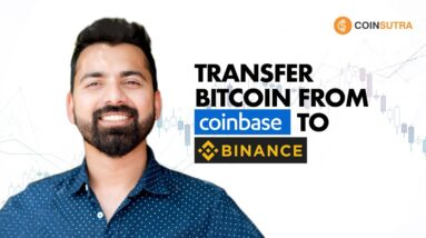 How to transfer Bitcoin from Coinbase to Binance (Simple Tutorial)