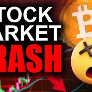 Imminent 2021 Stock Market Crash (Will Bitcoin Survive?)