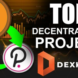 Incredible LOW CAP Gem Making HUGE Moves (Top Decentralized Project)