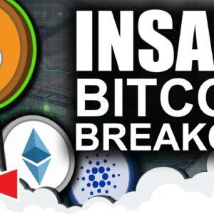 Insane Bitcoin Breakout To $300k (Major Bitcoin Announcement)