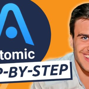🆕 ATOMIC WALLET Review & Tutorial  - The best Bitcoin wallet for beginners? 🤔