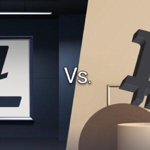 Litecoin vs Bitcoin (LTC vs BTC)