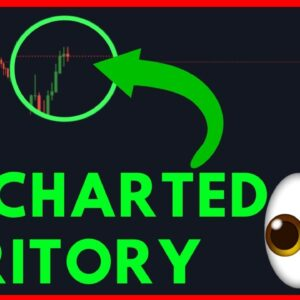 LIVE ETHEREUM & ALTCOIN ANALYSIS IN UNCHARTED TERRITORY! [Live trade!!!]