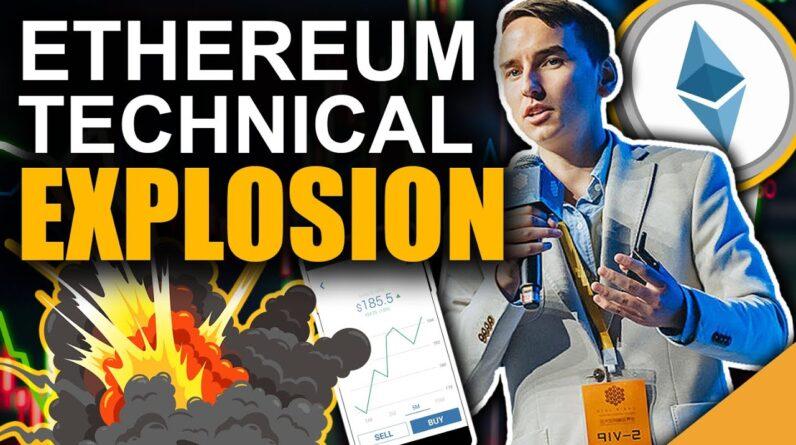Top Crypto Expert Reveals Massive BULLISH Pattern (2021 Ethereum Breakout)