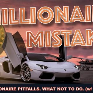 YOU'RE A BITCOIN / CRYPTO MILLIONAIRE! NOW WHAT? MAKE SURE YOU DO THESE THINGS (w/ Alex Becker)