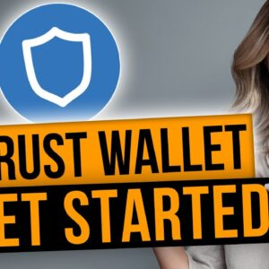 Trust Wallet Tutorial 2021: Create an account, receive and withdraw Bitcoin