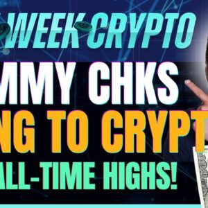 Stimmy Chks Going to Crypto (New All-Time Highs!) - Last Week Crypto