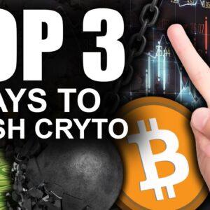 Top 3 ways to make money on BTC