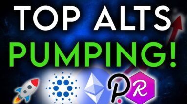 Top AltCoins Pumping Right Now! (Moon Season)